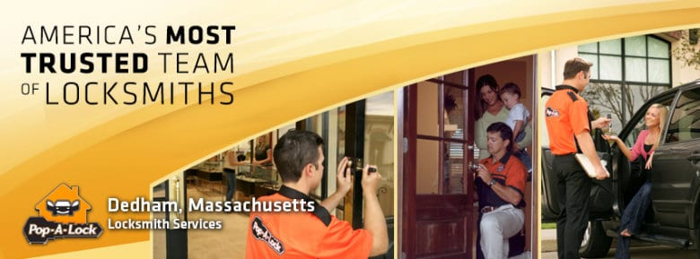 Pop-A-Lock America's Most Trusted Team of Locsmiths Dedham, Massachusetts