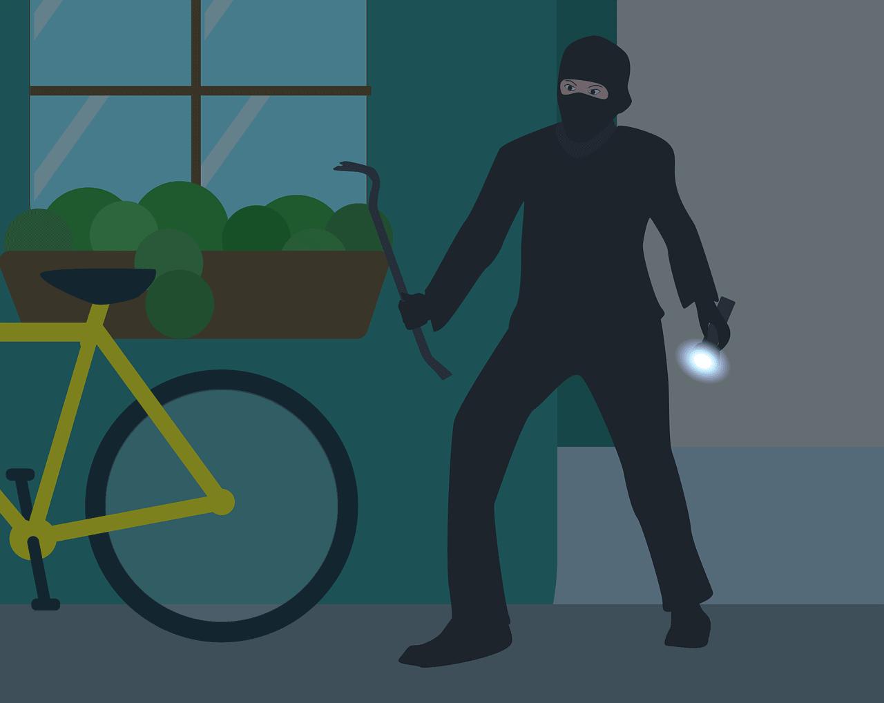 Burglary Enter